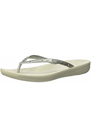FitFlop Women's Iqushion Beach & Pool Shoes, ( 011)
