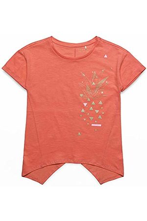 Esprit Kids Girl's T-Shirt Ss Glit (Coral 323)