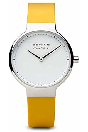 Bering Women's Analogue Quartz Watch with Silicone Strap 15531-600