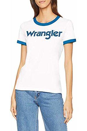 Wrangler Women's Ss Logo Tee T-Shirt