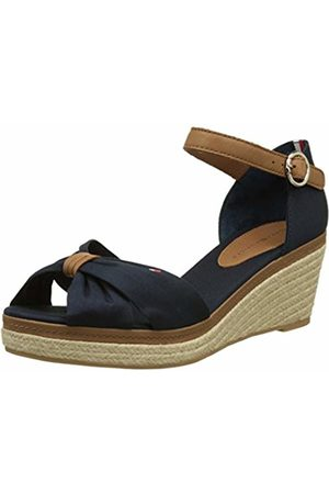 Tommy Hilfiger Women's E1285lba 40d Wedge Heels Sandals
