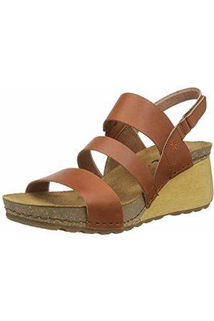 Art Women's 1320 Mojave Vachetta M.Cuero/Borne Open Toe Sandals