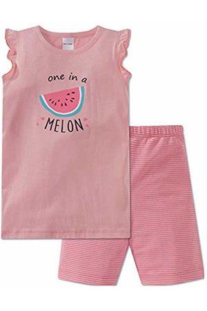 Schiesser Girl's Md Anzug Kurz Pyjama Set