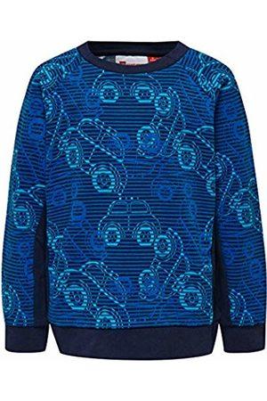 LEGO Wear Baby Boys' Duplo Sirius 322-Sweatshirt Sweatshirt (Dark Navy 590) 98
