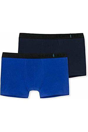 Schiesser Men's 95/5 Shorts (2er Pack Box) Boxer