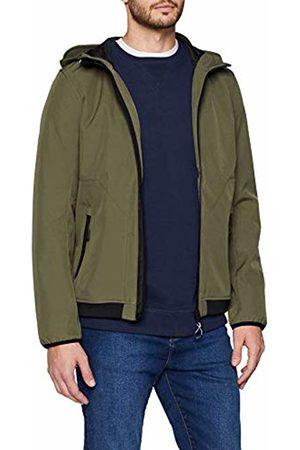 Tom Tailor Men's sportliche Jacke in Einer strukturierten Ware Jacket