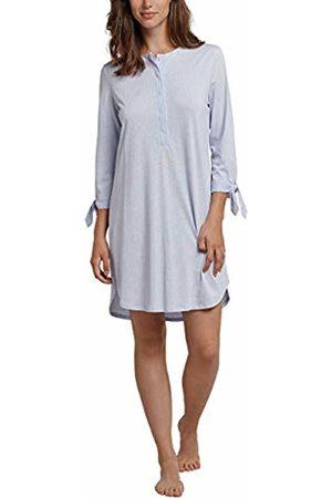 Schiesser Women's Nachthemd 3/4 Arm, 95cm Nightie