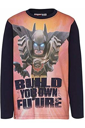 LEGO Wear Boy's Lego Movie Batman Cm-50278-Langarmshirt Long Sleeve Top