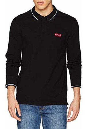 Levi's Men's Ls Modern Hm Polo Shirt