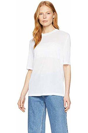 HUGO BOSS Women's Tisummer T-Shirt, ( 100)