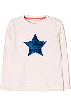 ZIPPY Girl's Zg0201_455_4 Hooded Jacket Heavenly 3137