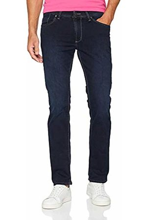 Pionier Men's Thomas Comfort Flexx Straight Jeans, ( Stonewash with Using 665)