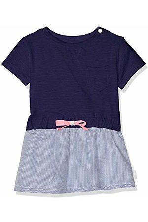 Noppies Baby Girls' G Dress ss Royalton Mehrfarbig (Patriot P017) 12-18 Months