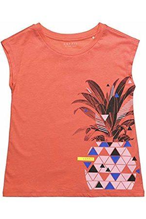 Esprit Kids Girl's T-Shirt Ss Tria (Coral 323)
