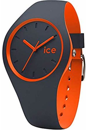 Ice-Watch ICE duo Ombre orange - Men's wristwatch with silicon strap - 001494 (Medium)