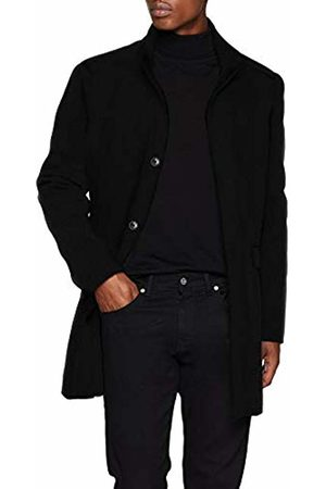 Selected Men Winter Jackets - Homme Men's Slhmosto Wool Coat B Noos Detail:Twill