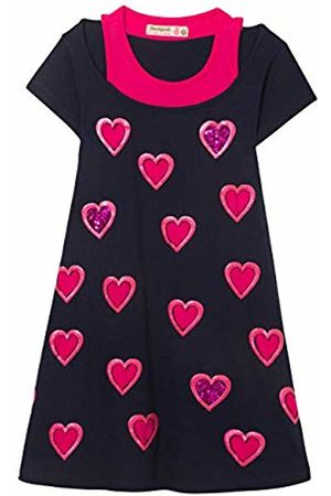Desigual Girl Knit Dress Short Sleeve (Vest_souix)