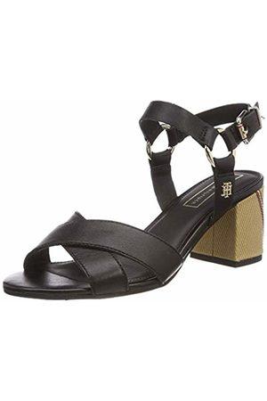 Tommy Hilfiger Women's Elevated Leather Heeled Sandal Platform ( 990)
