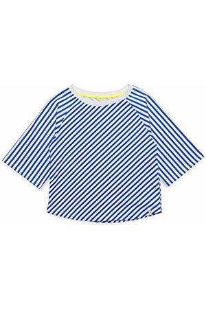 Esprit Kids Girl's T-Shirt Ss STRI Infinity 422