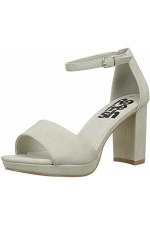 Refresh Women's 69719 Ankle Strap Heels, Hielo