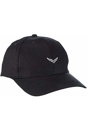 Trigema Women's Damen Baseballmütze mit Schwinge Baseball Cap, (Schwarz 008)