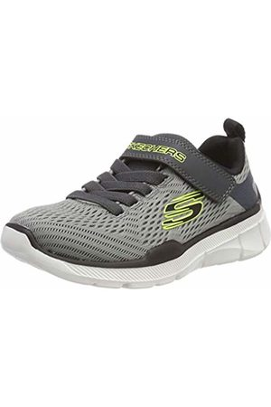 Skechers Boys' Equalizer 3.0-Final Match Trainers, ( Gybk)