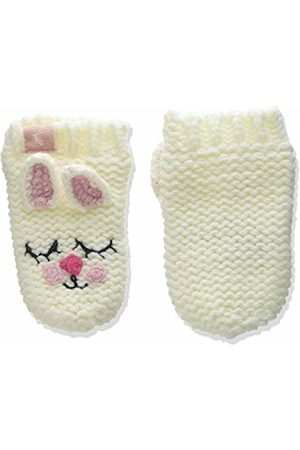 Joules Baby Girls' Chummy Mittens, Bunny