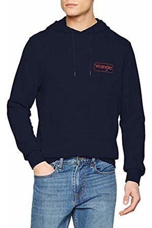 Wrangler Men's Logo Hoodie Sweatshirt