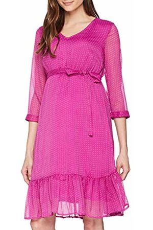 Mama Licious Women's Mlnisrin 3/4 Woven Abk Dress