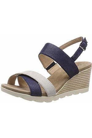 Caprice Women's Elena Ankle Strap Sandals, ( Comb 809)