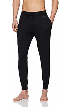 Calvin Klein Men's Jogger Pyjama Bottoms, ( 001)