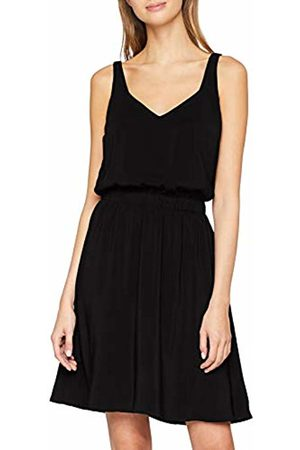 Vila Women's Vilaia S/l V-Neck Dress - Noos