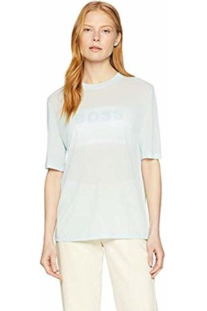 HUGO BOSS Women's Tisummer T-Shirt, (Open 462)