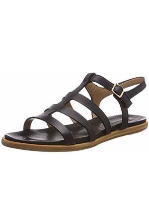 Neosens Women's S915 Restored Skin Ebony/Aurora Ankle Strap Sandals 7 UK