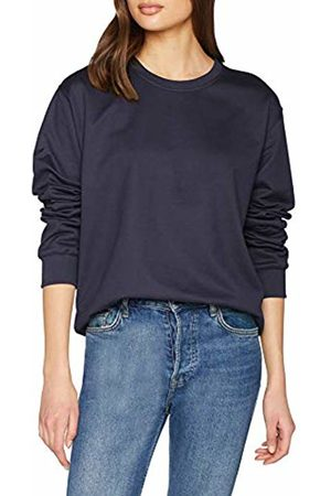 Trigema Women's 574501 Sweatshirt, (Deep 195)