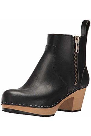 Swedish Hasbeens Women's Zip It Emmy Chelsea Boots