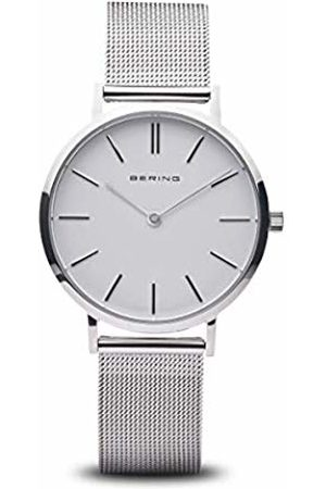 Bering Womens Analogue Quartz Watch with Stainless Steel Strap 14134-004