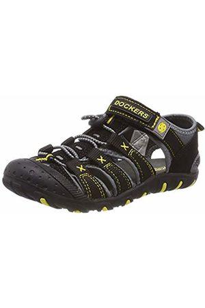 Dockers Unisex Kids' 40tw650-637120 Closed Toe Sandals 5 UK
