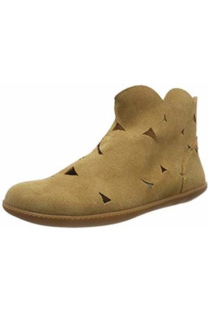 El Naturalista Unisex Adults' N5282 Lux Suede Camel/El Viajero Classic Boots 7 UK