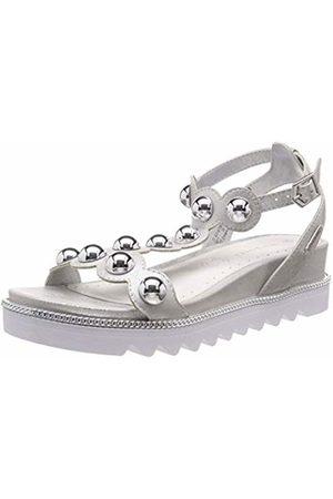 Bugatti Women's 431675815900 Ankle Strap Sandals