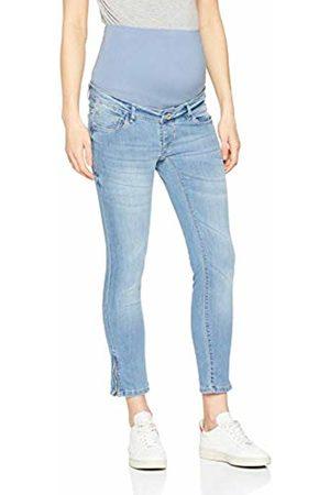 Noppies Women's Jeans OTB 7/8 Slim Mila Washed Maternity, Blau P147