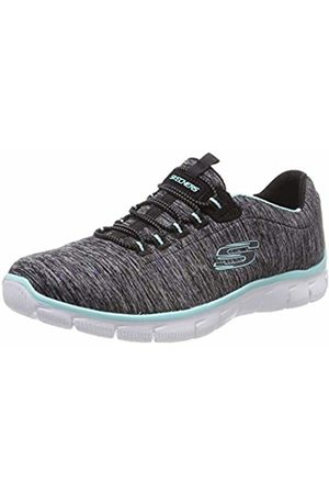 Skechers Women's Empire-See YA Trainers, ( Turquoise Bktq)