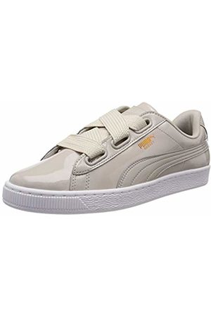 5fdf64893b2 Puma Women s Basket Heart Patent WN s Low-Top Sneakers