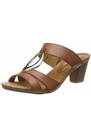 Caprice Women's Chenoa Ankle Strap Sandals 4.5 UK