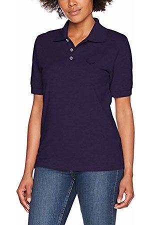 Trigema Women's Regular Fit Short Sleeve Polo Shirt