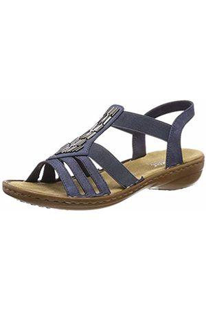 40c263f52f94 Rieker slip-on sandals women s shoes