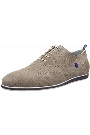 Floris van Bommel Men's 19201/01 Oxfords (Taupe Print 01) 9 UK
