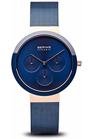 Bering Womens Analogue Quartz Watch with Stainless Steel Strap 35036-367