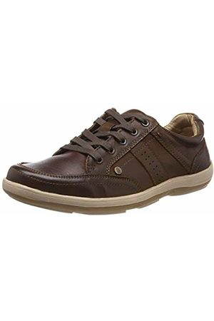 Hush Puppies Men's Vizla Trainers, Tan
