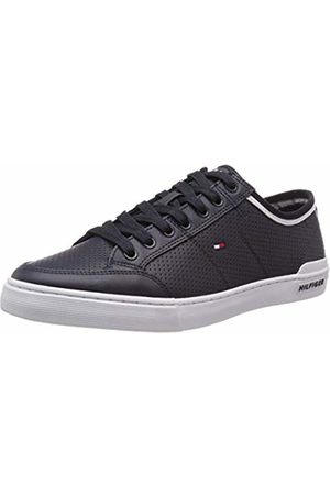 Tommy Hilfiger Men's CORE Corporate Leather Sneaker Trainers